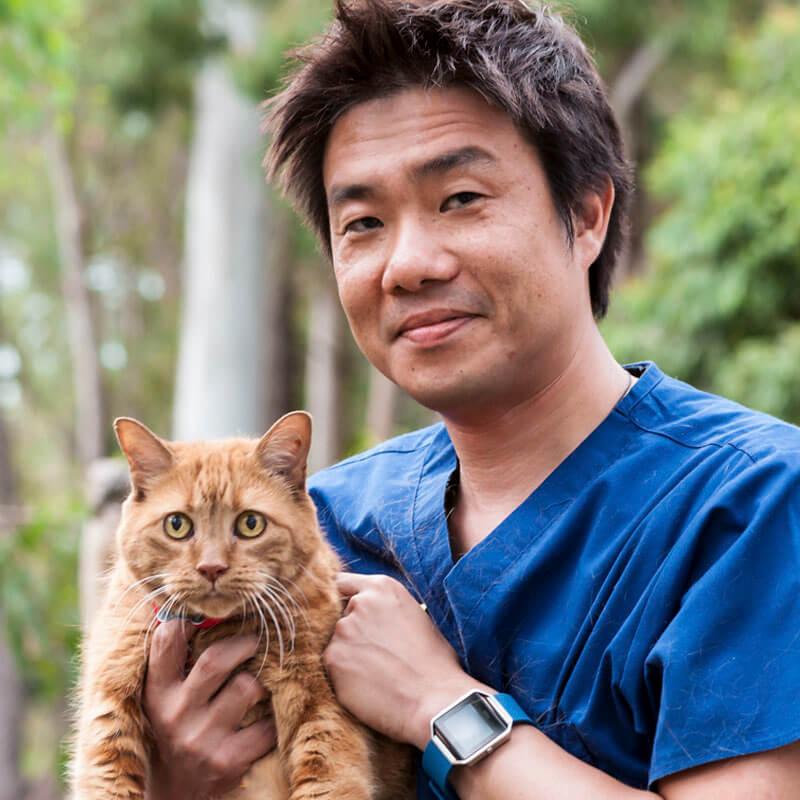 Dr Keisuke (Kei) Harada